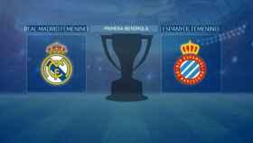 Real Madrid Femenino - Espanyol