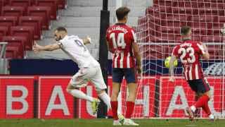 El Real Madrid se agarra a La Liga con un empate agónico