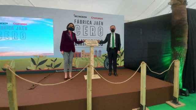Heineken inaugura la primera fábrica de cerveza cero emisiones de España