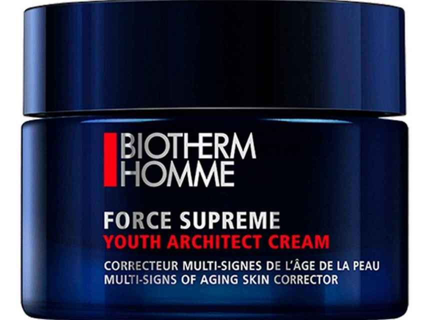 Force Supreme Youth Architect Cream de Biotherm Homme.