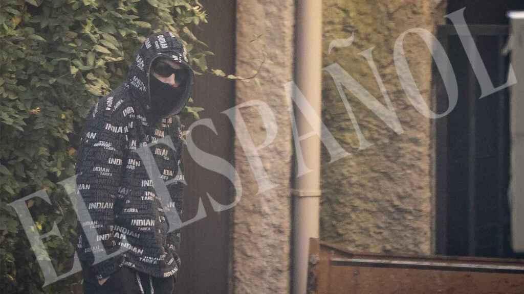 'El Cuco' reside en un pueblo del sur de Francia cercano a Marsella. En la foto, aparece él en diciembre de 2018.