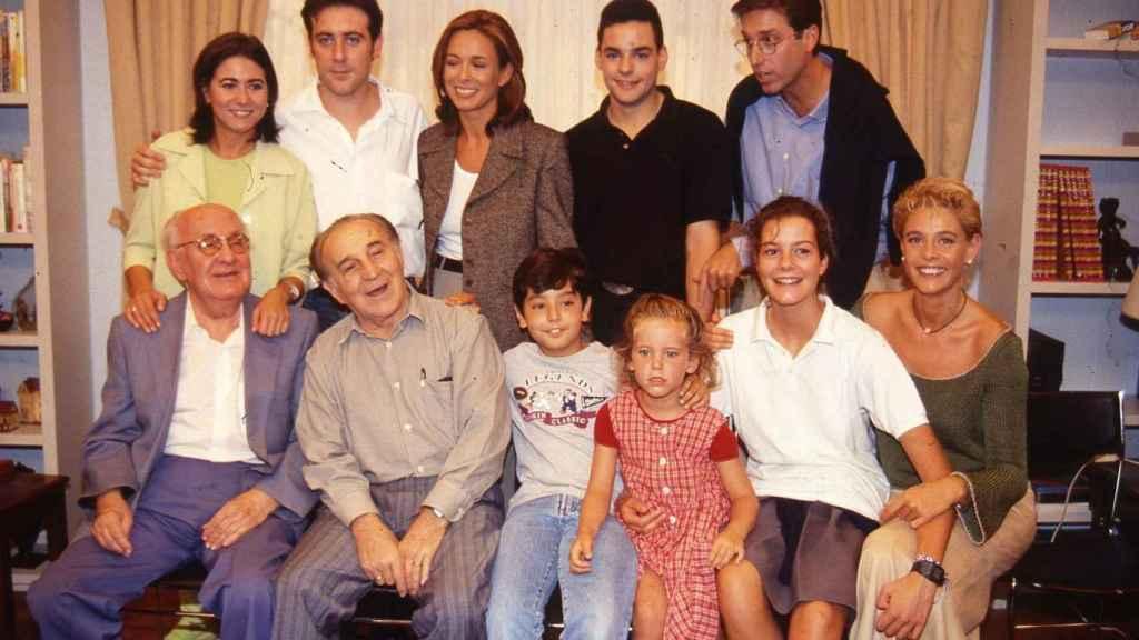 'Médico de familia' es el mayor éxito en la carrera de Daniel Écija.