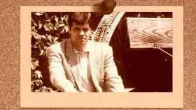 Andoni Ferreño, en un montaje de JALEOS.