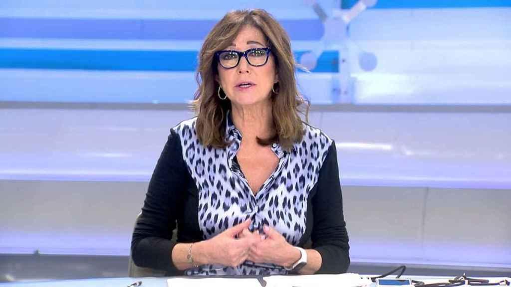 Ana Rosa saltará al 'prime time' de Telecinco para presentar el especial '14M, un año después'.