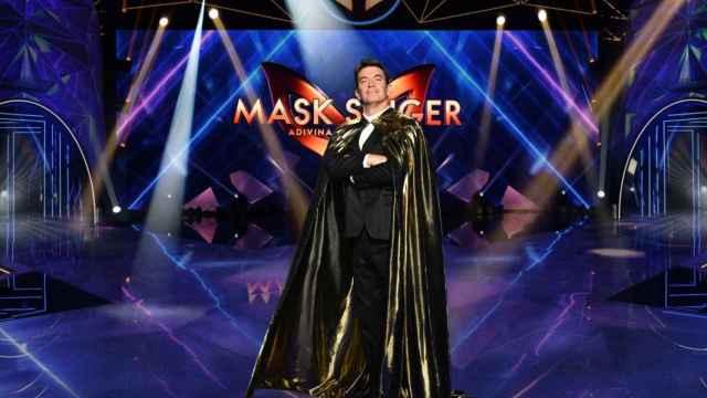 Arturo Valls volverá a estar al frente de 'Mask Singer' en la segunda edición.
