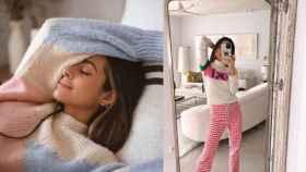 María F. Rubíes tiene el 'look' de Mango y Zara perfecto para esta primavera.