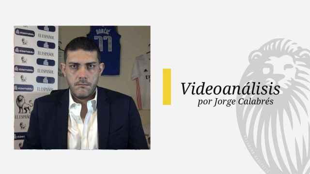 El videoanálisis de Jorge Calabrés