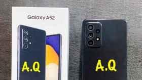 El Samsung Galaxy A52 aparece en fotografías reales