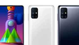 El Samsung Galaxy M51 empieza a actualizar a Android 11 con One UI 3.1