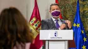 Emiliano García-Page, presidente de Castilla-La Mancha (JCCM)