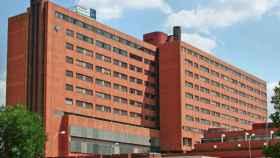 Hospital de Guadalajara. Imagen de archivo