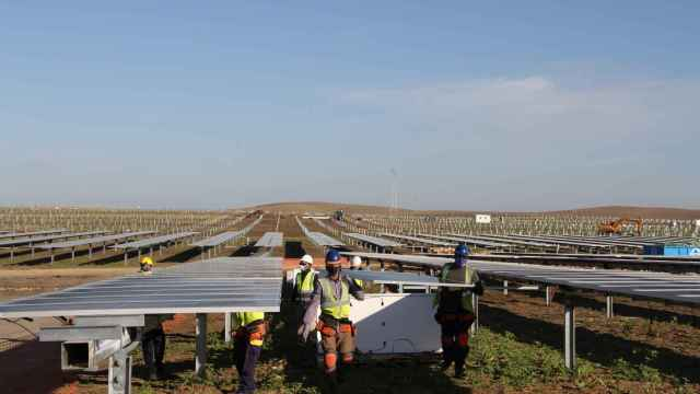 Endesa compra a Arena Power una cartera fotovoltaica de 519 MW por 350 millones