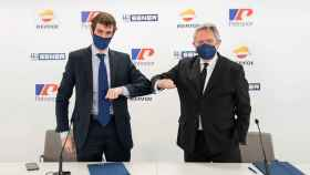 Repsol y Sener construirán la primera fábrica de electrolizadores de hidrógeno verde de España