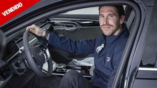 Se venden los coches de los jugadores del Real Madrid... razón en Audi