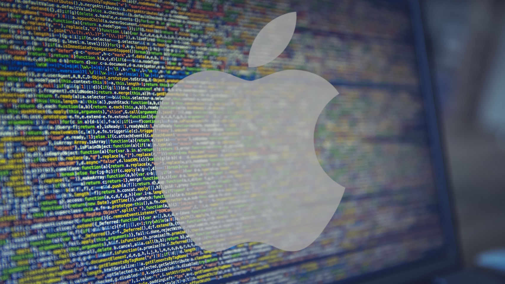 El código fuente de Apple tiene un error básico