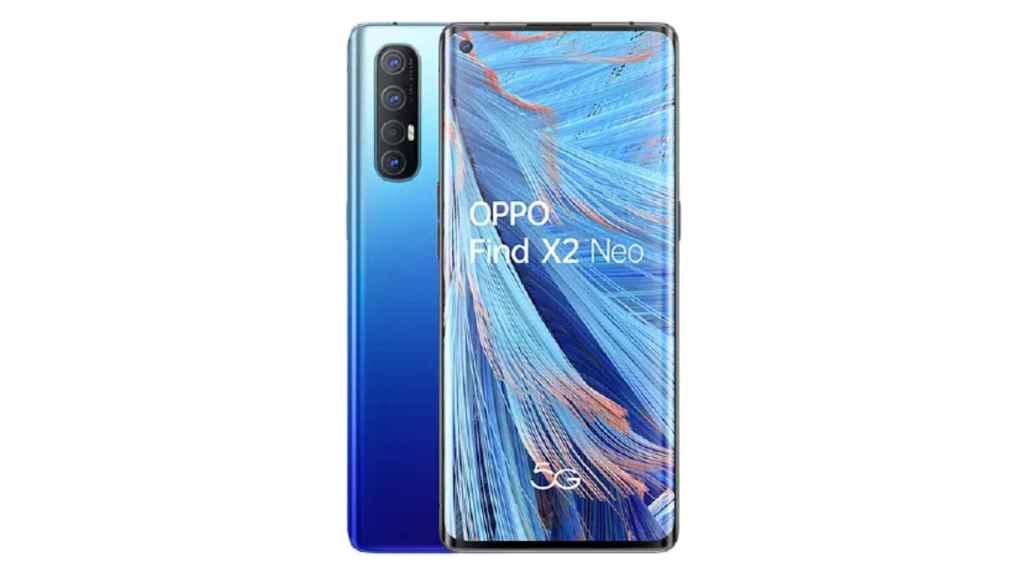 El Oppo Find X2 Neo, uno de los chollos de Media Markt.
