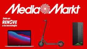 Media Markt tiene varios chollos gracias a su 'Plan renove'.