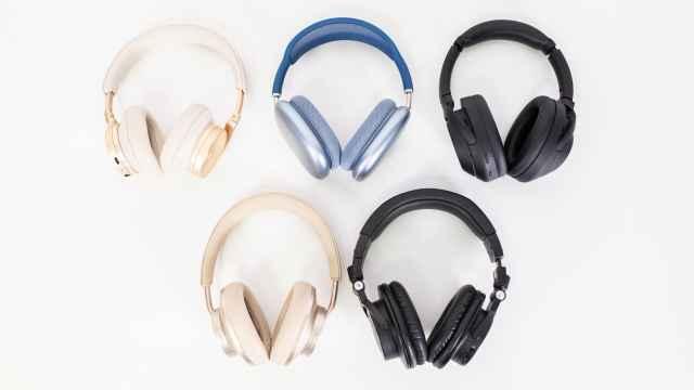 Los cinco mejores auriculares de diadema que comprar.
