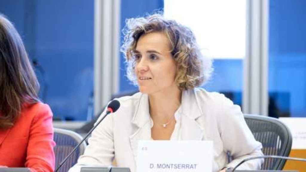 Dolors Montserrat, portavoz del PP en el Parlamento Europeo.