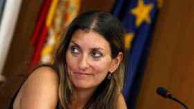 Sara Giménez, de Ciudadanos.