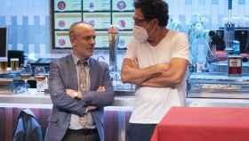 Daniel Écija y Javier Gutierrez llevan haciendo series juntos 15 años.