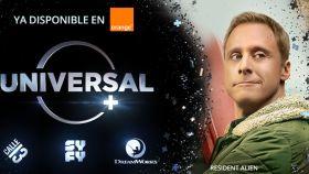 Universal+ y Dreamworks se unen a Orange TV.