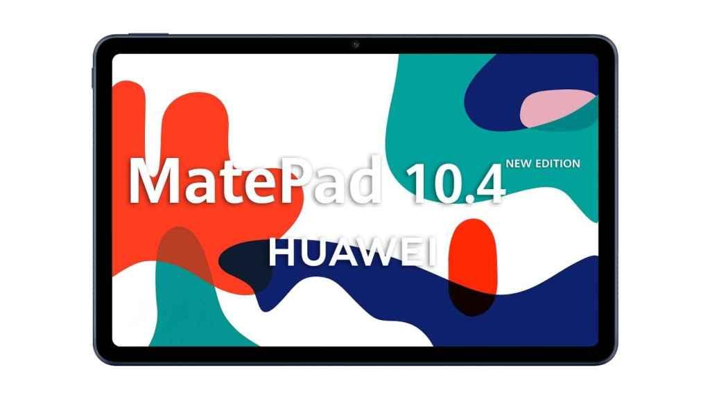 Nueva MatePad 10.4.