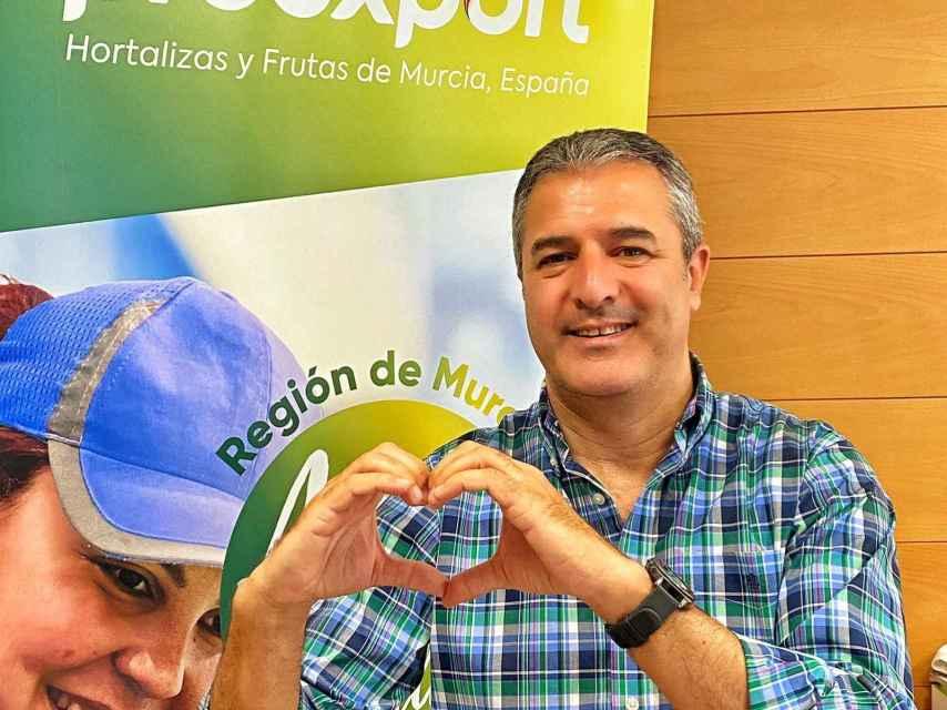 Fernando Gómez, director general de Proexport.