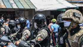 Fuerzas de Acciones Especiales de Venezuela en una imagen de agosto.