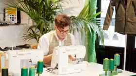 'Maestros de la costura': Ancor, al borde del desmayo antes de saber un veredicto