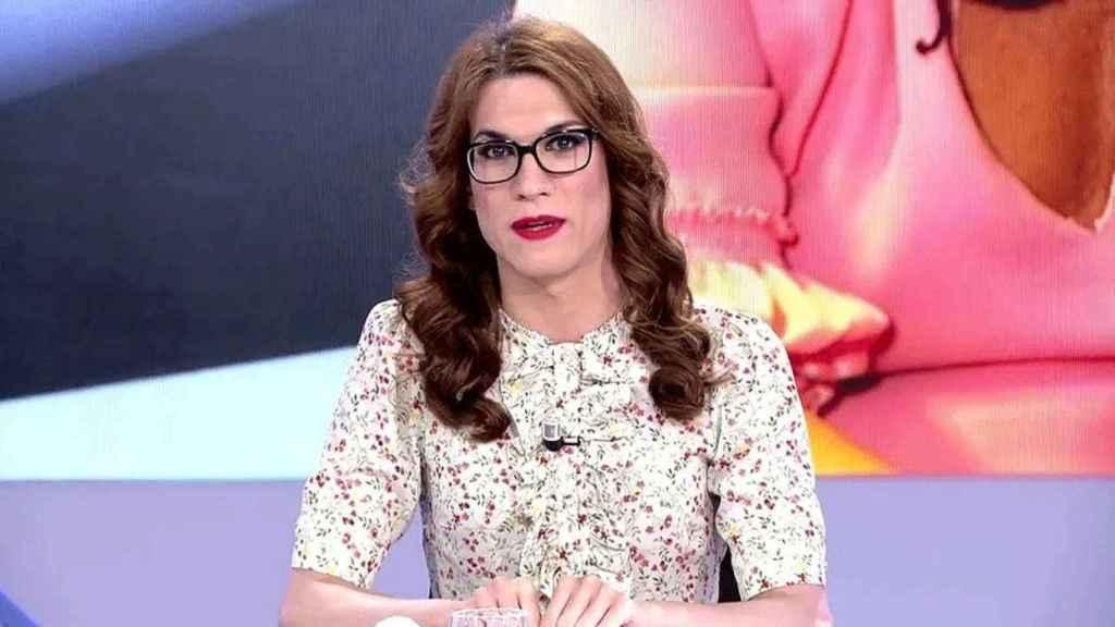 Elsa Ruiz fue colaboradora de 'Todo es mentira' hasta marzo de 2020.