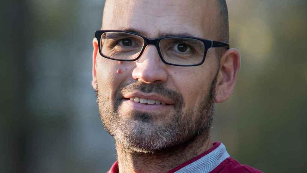 El doctor en Ciencia y Tecnología de los Alimentos Miguel Ángel Lurueña