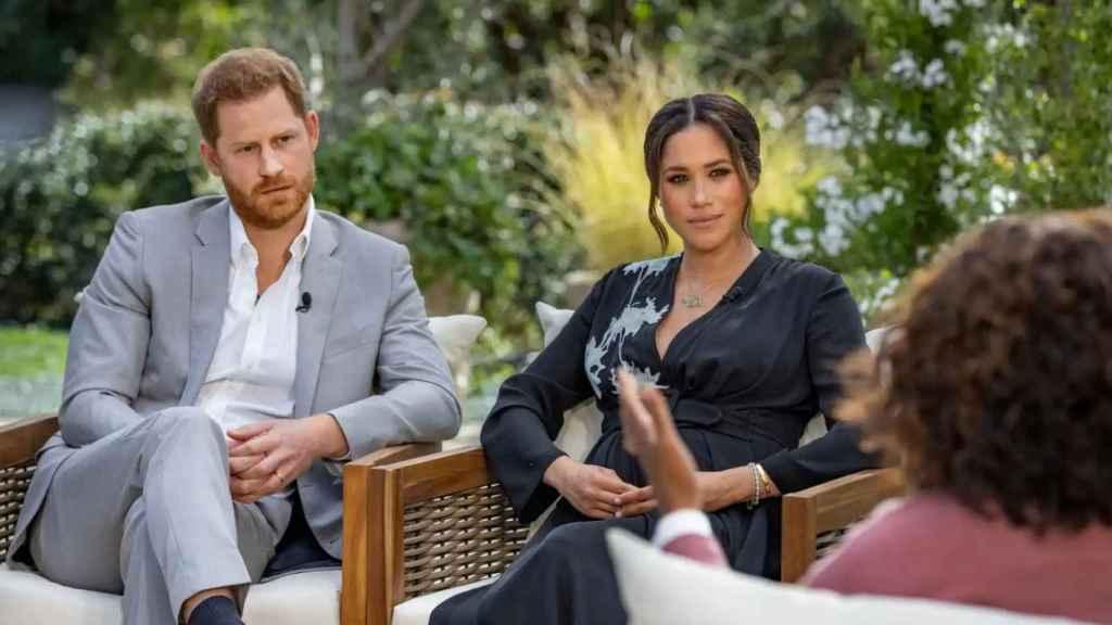 Los duques de Sussex hicieron importante revelaciones durante su entrevista con Oprah.