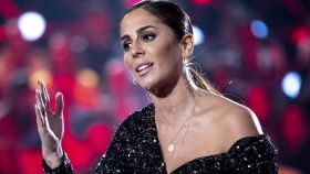 Anabel Pantoja en una gala de 'GH VIP'.