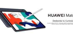 La Huawei MatePad 10.4 New Edition llega a España: precio y disponibilidad
