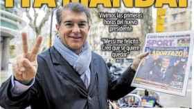 Portada Sport (09/03/21)