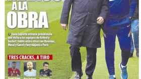 Portada Mundo Deportivo (09/03/21)