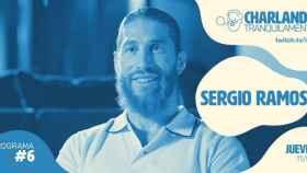 Sergio Ramos, invitado al canal de Twitch de Ibai Llanos