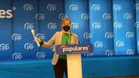 Elena Bastidas, diputada del PP y vice secretaria general del partido. EE