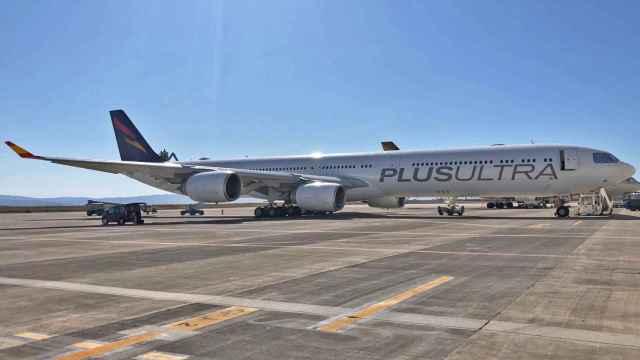 La SEPI aprueba un rescate de 53 millones de euros para la aerolínea Plus Ultra