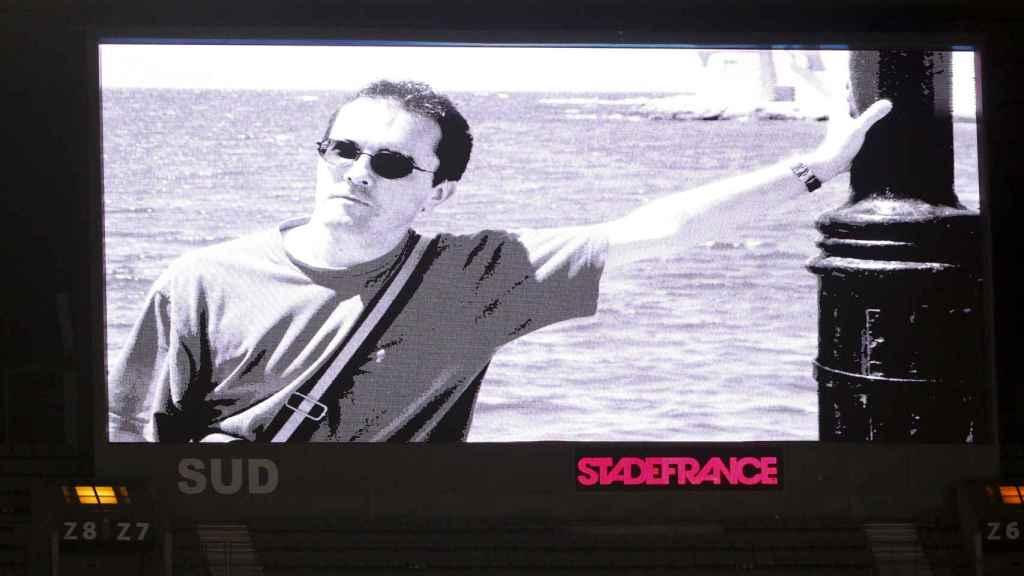 Samuel Paty, el profesor decapitado en Francia el pasado mes de Octubre.