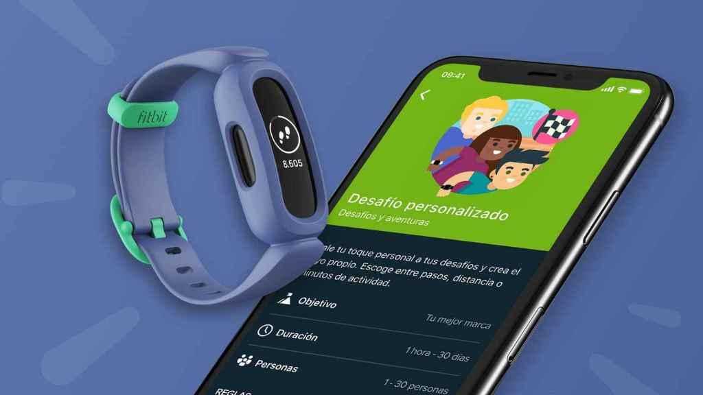 Nuevos desafíos en familia de Fitbit