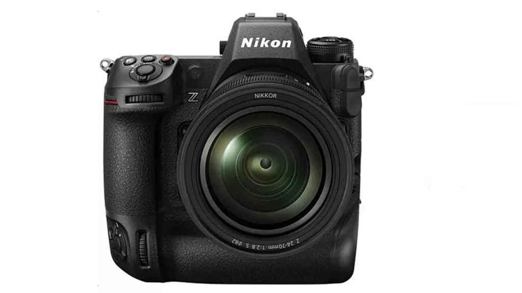 Nikon Z9.