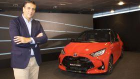 Miguel Carsi, presidente de Toyota y Lexus en España.