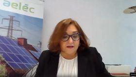 Marina Serrano, presidenta de AELEC
