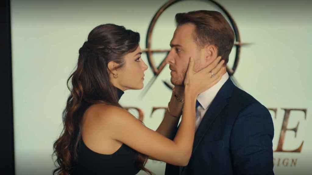 Serkan hace un regalo especial a Eda en los capítulos de este miércoles 10 de 'Love is in the air'