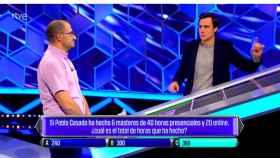 'El Cazador' ha tenido que pedir disculpas por una pregunta sobre Pablo Casado.