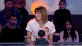 Laura Moure es copresentadora en 'La ruleta de la suerte'.