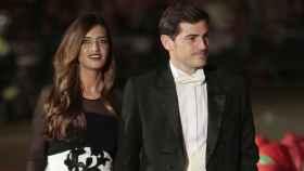 Iker Casillas y Sara Carbonero en una imagen fechada en noviembre de 2016.