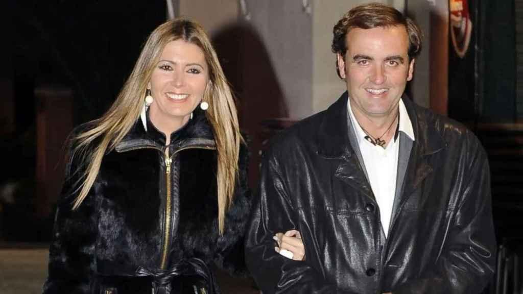 Marisa Martín-Blázquez y Antonio Montero, en 2018.